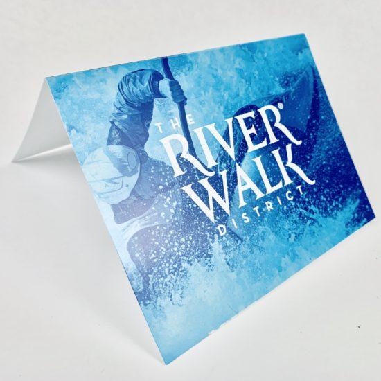 Riverwalk District Card
