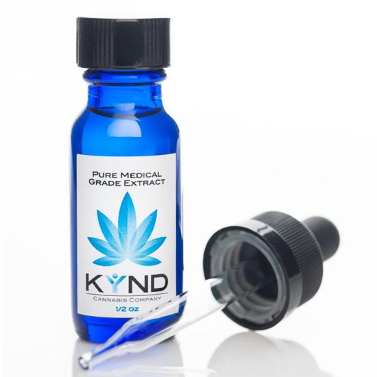 Kynd Cannabis Tincture