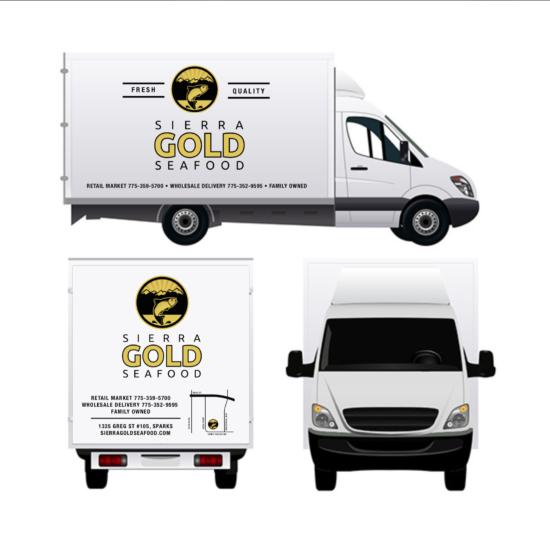 Sierra Gold Seafood Truck