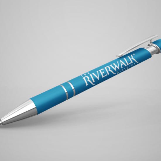 The Riverwalk District Pen