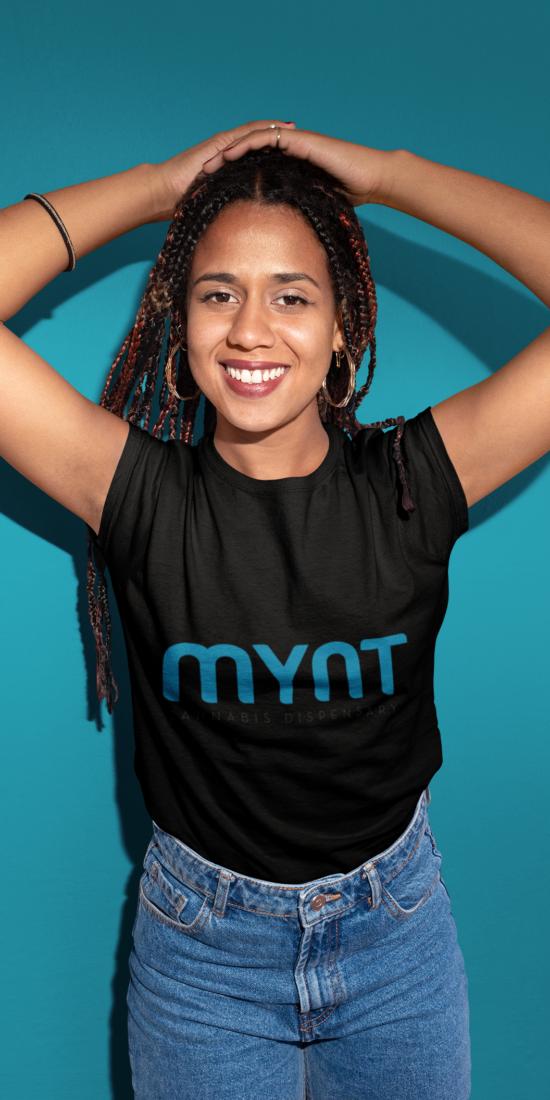 Mynt Cannabis Dispensary T-shirt