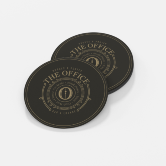 The Office Reno Coasters