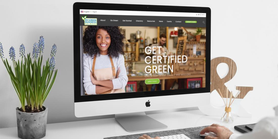 NV Green Business Website
