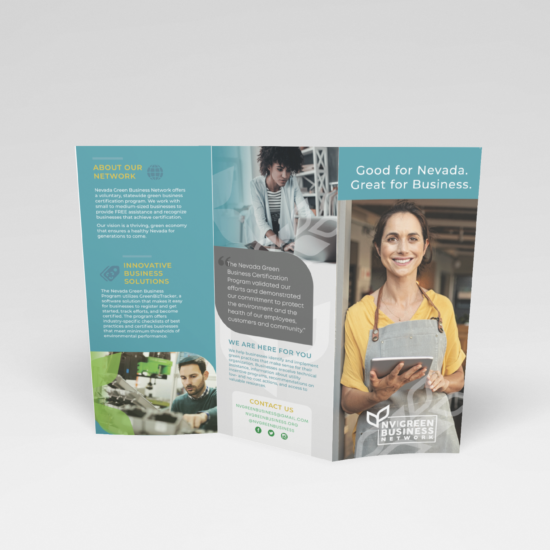 NV Green Business Brochure