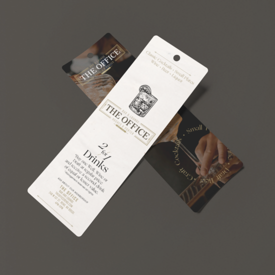 The Office of Hughes & Porter Bookmark