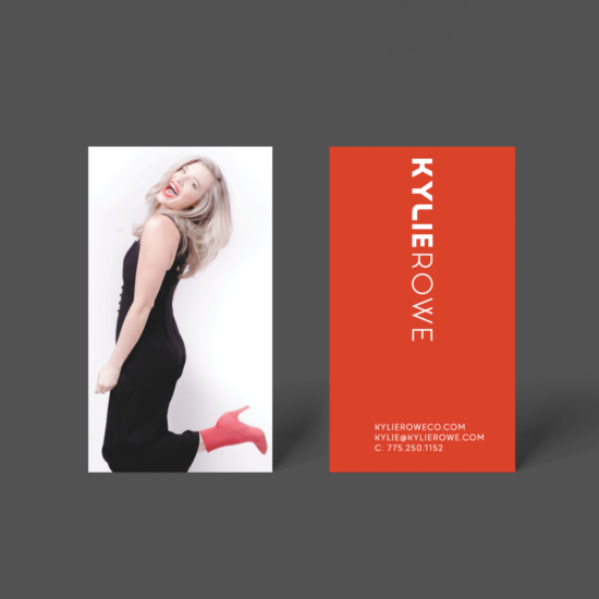 Kylie Rowe Business Cards